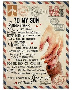 Son Quotes From Mom, Mothers Love Quotes, My Children Quotes, Mother Quotes, Quotes For Kids, Marine Mom Quotes, Son Sayings, I Love My Son, To My Son
