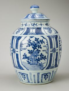 Jingdezhen Porcelain (Jiangxi Province, China) — Jar and cover : Royal Collection Trust, Her Majesty Queen Elizabeth II, UK (1522x2000)