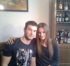 #StanaKatic & her cousin (?)