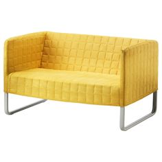 Knopparp Loveseat Ikea Sofa Is Very Durable Thanks To The Metal Construction And Strong Supporting Fabric