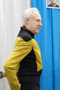 Brent Spiner (Data) at Fan Expo Vancouver