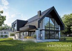 Projekty domów LK Projekt LK&1336 zdjęcie wiodące