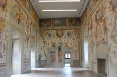 "Torrechiara Castle -  ""A Postcard from Parma and Torrechiara, Emilia Romagna"" by @eatlikeagirl"