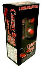 RL109 Cherry Bomb six shot artillery shell, all new design and effects for 2015!