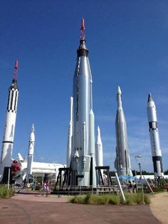 John F. Kennedy Space Center | Cape Canaveral, Florida #StudyAbroad