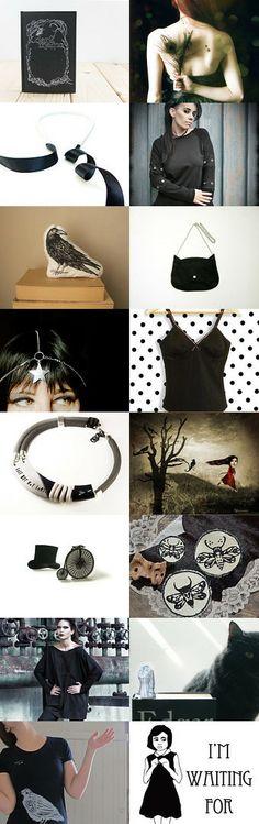 Dark lovers by Giulia on Etsy--Pinned with TreasuryPin.com
