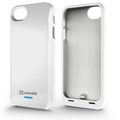Meridian iPhone 5 Rechargeable Extended Battery Case for iPhone 5 - AT, Sprint, Verizon   Your New iPhone Deserves Extra Power   Getting rid of your power boundaries so you can have more time to talk, text, surf, work and play.. Let's Go!     Protective Design  The rubberized slim sleek profile protective case keeps your iPhone 5 safe with out adding extra bulk. Protection from drops, bumps and scratches. On/Off function to control when to give your phone extra power. The LED indicator…
