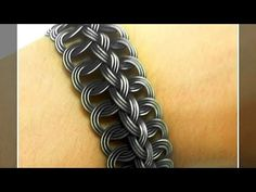 Wire Work, Bracelets, Silver, Copper, Jewelry, Youtube, Tutorials, Manualidades, Sailor Knot