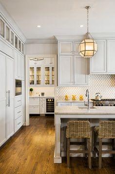 Kitchen Butler's Pantry Design. Kitchen Butler's Pantry Open Concept. #Kitchen #ButlersPantry #OpenConcept   Moore Architects. SCW Interiors.