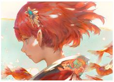 ArtStation - fish, Krenz Cushart
