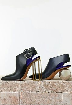 pinterest.com/fra411 #shoes - Céline Summer 2014 Shoes | cynthia reccord