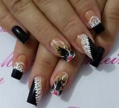 Manicure Y Pedicure, Hand Care, Summer Nails, Hair And Nails, Ale, Diy And Crafts, Nail Designs, Hair Beauty, Nail Art
