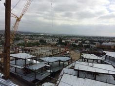 Just finished erecting steel on The Source @ Buena Park - One of OC's largest #construction projects! ow.ly/i/57xfg #Swinerton #TheSource #OC