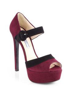 I want these...Prada