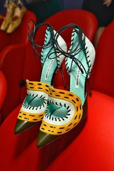 manolo-blahnik-shoes-spring-summer-2014 #laurelconnie