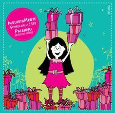 Llegamos a la #jugueteria de #palermo inquietamente!  veni a conocernos.  #lux #muñeca #pink #doll