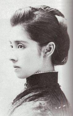 陸奥宗光の妻・亮子