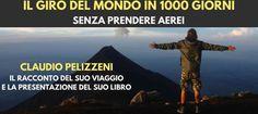 Il Giro del Mondo in 1000 Giorni senza prendere aerei a Cazzago San Martino  http://www.panesalamina.com/2017/55978-il-giro-del-mondo-in-1000-giorni-senza-prendere-aerei-a-cazzago-san-martino.html