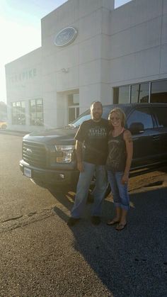 Turnpike Ford wishes to thank James and Christy Roland for allowing us the opportunity to earn their business 😉👍