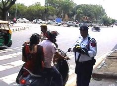 5000 women fined in the capital on wednesday