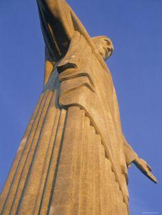 Statue of Christ, Rio de Janeiro, Brazil   new