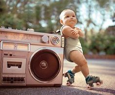 Baby swag Too Funny! Funny Kids, Cute Kids, Cute Babies, Baby Kids, Baby Swag, Urban Dance, Urban Music, Wow Photo, Roller Disco