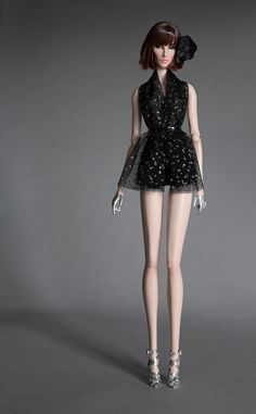 Fashion Royalty Dolls, Fashion Dolls, Girl Fashion, Fashion Outfits, Doll Clothes Barbie, Barbie Dress, Barbie Fashion Sketches, Doll Fancy Dress, Barbie Mode