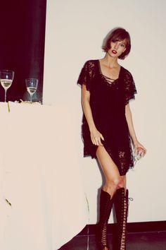 Karlie Kloss; such class