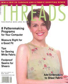 Threads magazine 106 may 2003 di Pennie Annie
