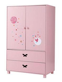 etag re 5 bacs fille th me demoiselles vertbaudet enfant. Black Bedroom Furniture Sets. Home Design Ideas