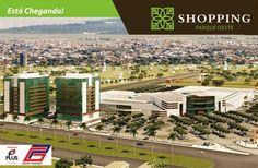 Parque Oeste Shopping (em construção) - Luís Eduardo Magalhães (BA)