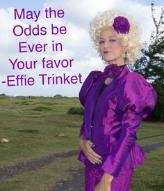 Effie hunger games birthday party