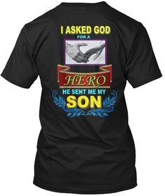 Funny Father T Shirt Black T-Shirt Back