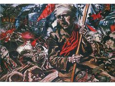 Ludwig Meidner - German apocalyptic expressionism