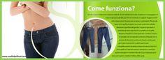 Cerchi la soluzione definitiva alla cellulite? Prova il jeans cosmetico Snelli & Belli. Più in forma e più trendy in soli pochi giorni! http://issuu.com/ilcava/docs/catalogo?e=1070434%2F1440710
