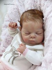 MARTHA GRACE BLANK VINYL PARTS TO MAKE A REBORN BABY-NOT COMPLETED
