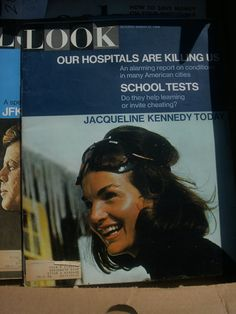 Look Magazine March 22 1966 Jacqueline today Very by AJRECORDS, $15.00