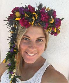 Jac Flower Hat