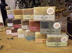 Přírodní olivová mýdla 100g | Ruční mýdlárna Bath Bombs, Recycling, Salt, Cosmetics, Homemade, Home Made, Salts, Upcycle, Hand Made