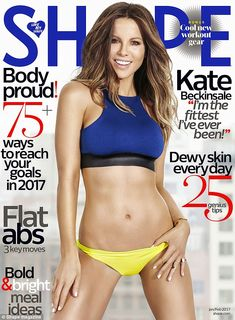 When sharing a video on Instagram from her Shape magazine cover shoot, the 43-year-old actress pointed out how awkward the situation was as she posed in very little clothing.