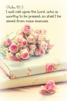 Psalm 18:3
