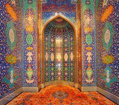 Popular on 500px : Mosaic in Oman by TreyRatcliff