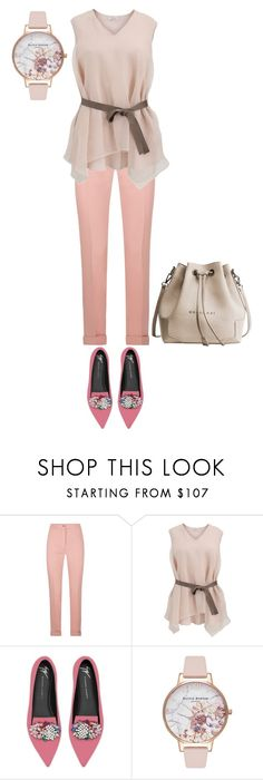 """Untitled #175"" by shinrashuya ❤ liked on Polyvore featuring Etro, Brunello Cucinelli, Giuseppe Zanotti and Olivia Burton"