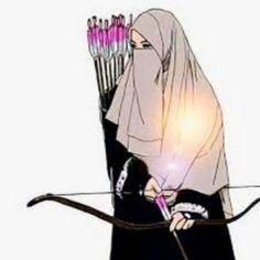 I love niqab Muslim Girls, Muslim Couples, Muslim Women, Anime Muslim, Muslim Hijab, Hijab Niqab, Hijabi Girl, Girl Hijab, Cartoon Girl Images