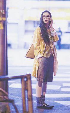 aoi yu modelling