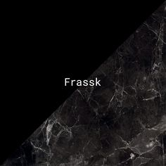 Welcome to Frassk, makers of innovative, contemporary bathroom furnishings. #Frassk