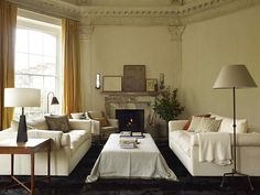 {Rose Uniacke} Decor Inspiration: London Chic | The Simply Luxurious Life