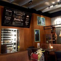 Le Grand Café, Arnhem – Bold Statements Chalkboard Custom Handlettering