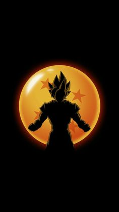 Goku and dragon ball image Dragon Ball Gt, Dragon Ball Image, Goku Drawing, Ball Drawing, Goku Wallpaper, Dragonball Wallpaper, Screen Wallpaper, Mobile Wallpaper, Iphone Wallpaper