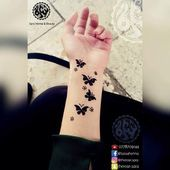 Most Girls Like Henna Tattoo Designs For Hands . Henna Tattoo Designs Simple, Finger Henna Designs, Modern Mehndi Designs, Mehndi Design Pictures, Unique Mehndi Designs, Henna Designs Easy, Mehndi Designs For Fingers, Beautiful Mehndi Design, Latest Mehndi Designs